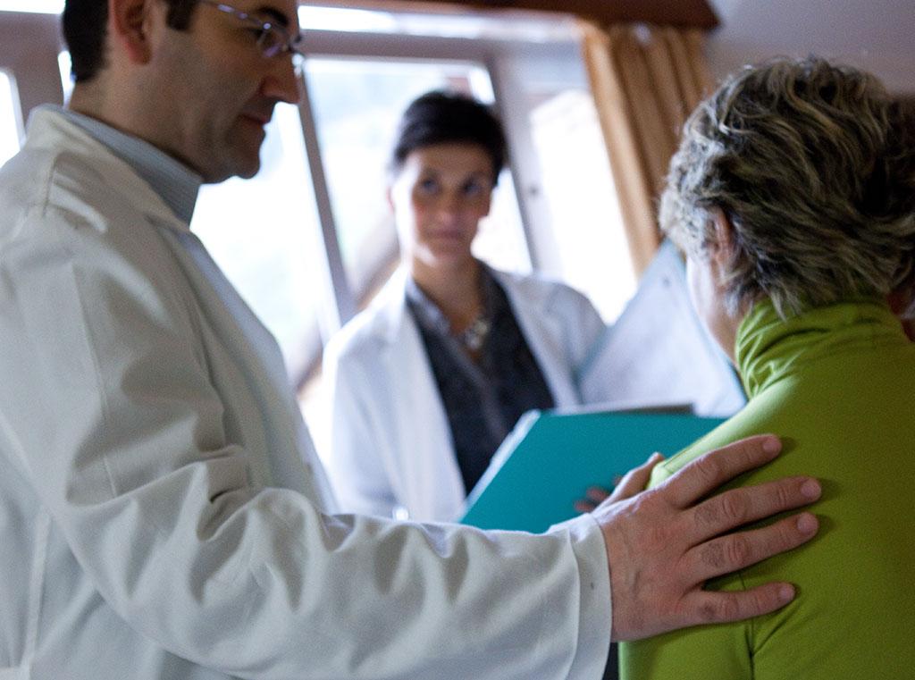 Las demandas de los cuidadores: un reto para los profesionales sanitarios