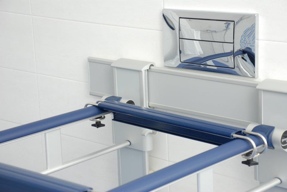 El baño, la estancia que más preocupa a las personas con discapacidad