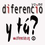 """Porque queremos diferenciarnos, """"Mírame, diferénciate"""""""