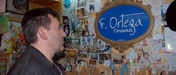 Fernando Ortega, aún más artista tras sufrir daño cerebral
