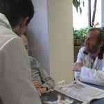 Personas con daño cerebral forman parte de nuestro grupo de voluntarios