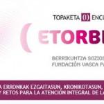 Proponemos un modelo de atención integral a personas con ictus en el I Encuentro Etorbizi