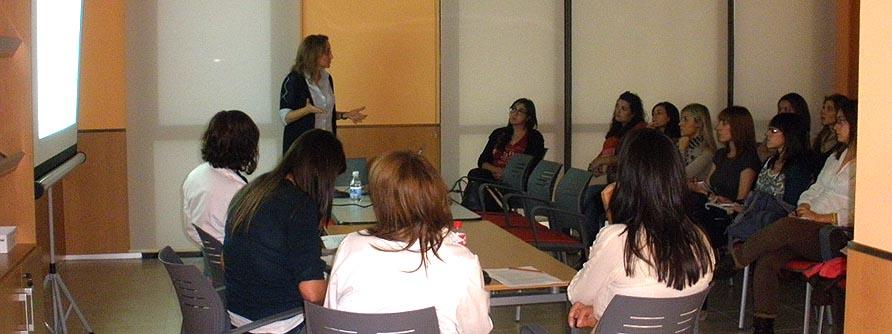Charla en Valladolid sobre dificultades de aprendizaje y trastornos de conducta