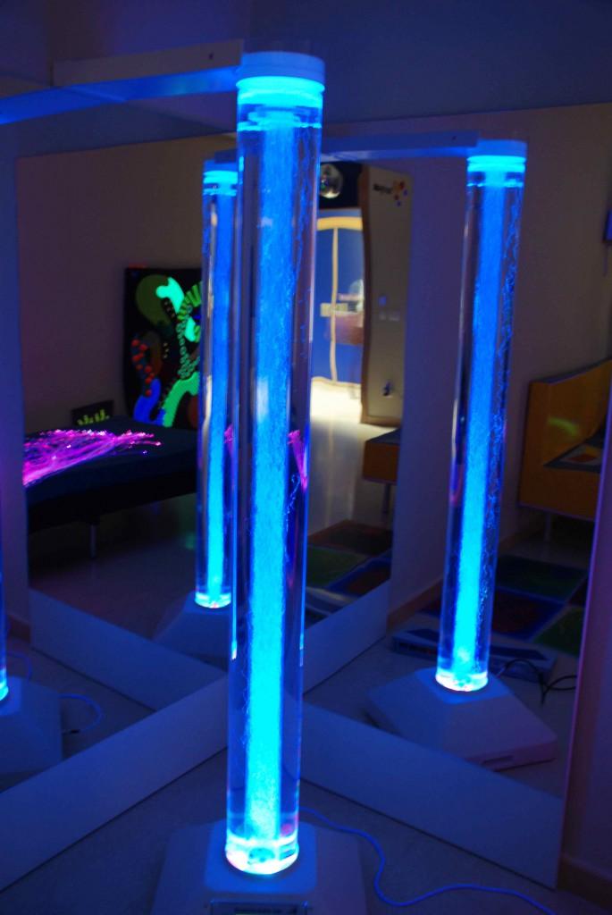 Sala de estimulación multisensorial