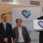 """El lehendakari elogia el """"compromiso con las personas"""" de Aita Menni"""