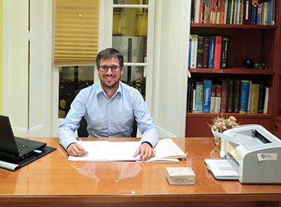 Juan Gómez deTojeiro, director Médico del Centro Hospitalario Padre Menni y coordinador de la UDC