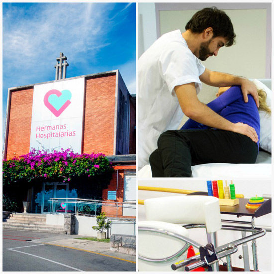 Centro Hospitalario Padre Menni (Santander)