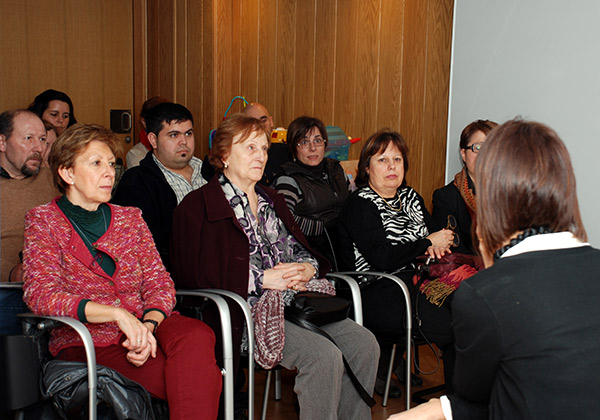Nueva edición del ciclo de formación para familiares y cuidadores en el Centro Aita Menni de Bilbao