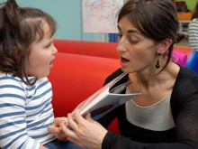Rehabilitación del daño cerebral infantil