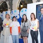 El premio Territorios Solidarios BBVA, un gran impulso para la Agrupación Deportiva Aita Menni
