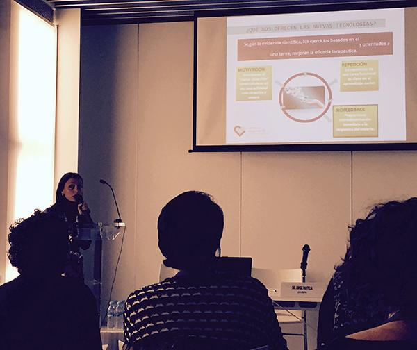 Hablamos de nuevas tecnologías en neurorrehabilitación infantil en la I Reunión de la Sociedad Valenciana de Neropediatría