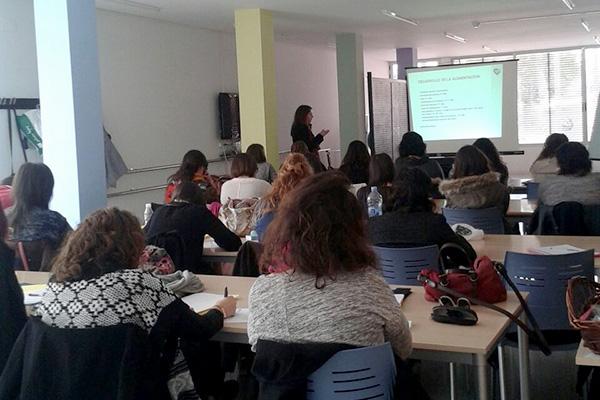 Taller en la Universidad de Valladolid: 'Tratamiento logopédico en daño cerebral infantil'