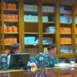La dra. Inés Folgado expone ante la Comisión de Sanidad del Congreso las necesidades de rehabilitación del DCA