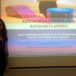 Enseñamos sobre el uso del vendaje neuromuscular en terapia orofacial