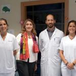 La Unidad de Daño Cerebral de Hospitalarias Madrid colabora con la Asociación Española de Vojta