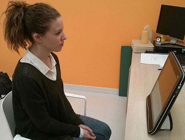Acceder y manejar sistemas alternativos de comunicación con la mirada