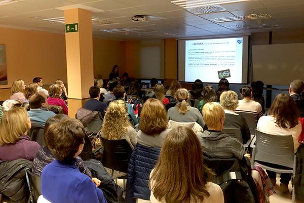 """Turno para la  comunicación y el desarrollo del lenguaje en la """"Escuela de familias"""""""