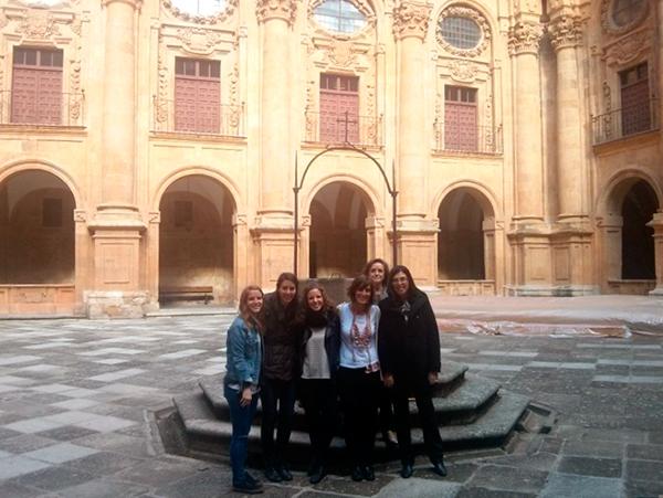 Acercamos el daño cerebral a los estudiantes de Logopedia de Salamanca