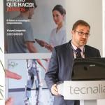 Hablamos de la eficacia de la robótica en la I Jornada sobre dispositivos médicos para la rehabilitación de Tecnalia
