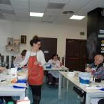 'Exportamos' nuestro taller de cocina inclusiva