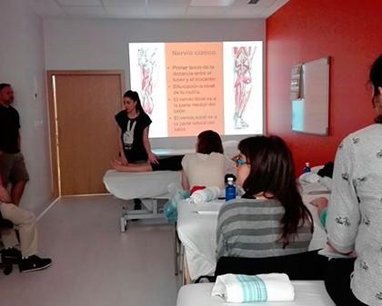 Neurorrehabilitazioan Neurodinamika Integratzeko prestatu gara