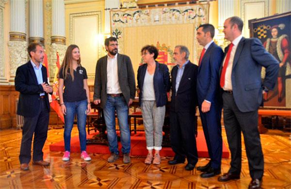 Organizamos, junto con la Asociación Camino, la IV Legua Solidaria por el DCA en Valladolid