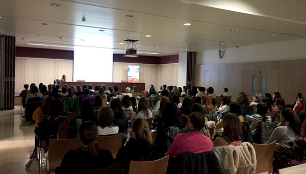 Estrenamos una nueva Escuela de familias itinerante por distintos centros educativos de Valladolid