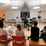 Curso-taller sobre productos de apoyo para la movilidad infantil y adulta