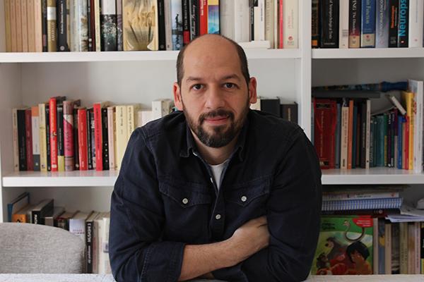 Marcos Rios, coordinador de nuestra Unidad de Daño Cerebral de Madrid y ahora también profesor titular de la UNED