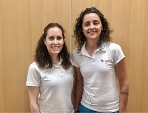 Equilibrio- Teresa Debis y Ana Bonafé