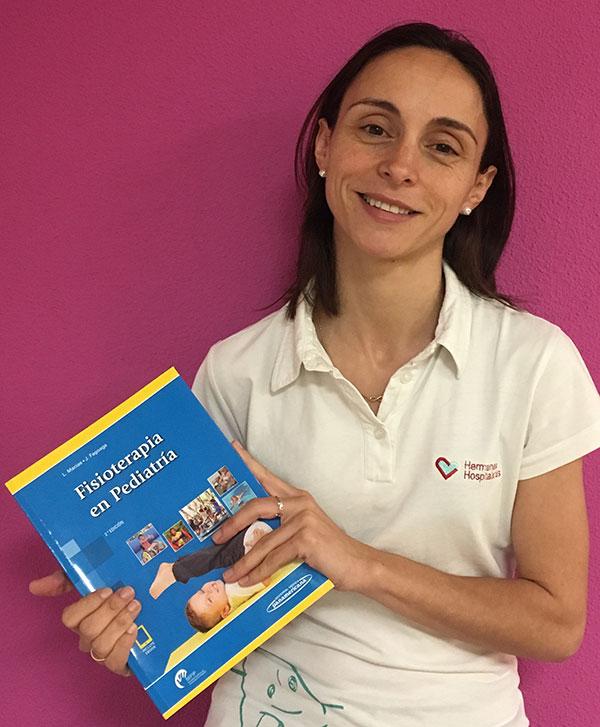 """Conocimiento y experiencia 'Red Menni' en la nueva edición del libro """"Fisioterapia en pediatría"""""""