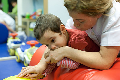 Aita Menni inaugura su Servicio de Rehabilitación Infantil