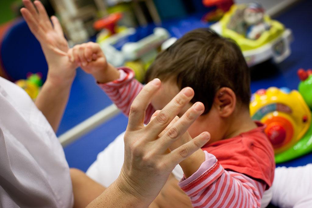 Curso en Valencia para fisioterapeutas y terapeutas ocupacionales sobre la mano en el niño