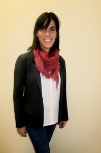 Mª Eugenia Diaz-Emparanza, coordinadora de la Unidad de Daño Cerebral del Centro Hospitalario Benito Menni de Valladolid