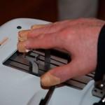 Rehabilitación robótica de la mano y los dedos