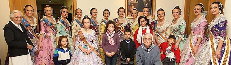 Así celebramos las Fallas 2013 en el Centro de Valencia