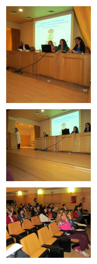 Seminario trastornos del aprendizaje Hospital Beata