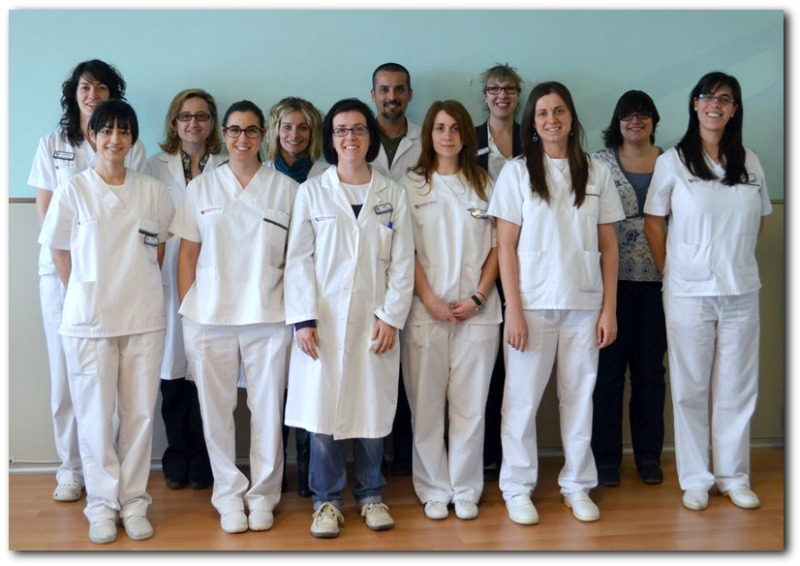 Equipo de tratamiento Unidad de Daño Cerebral, Valladolid