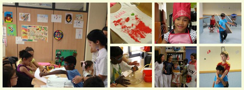 Semana del Verano, Unidad Rehabilitación Infantil del Hospital Beata María Ana
