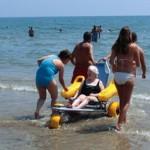 Baños en el mar, mucho más que una tradición estival