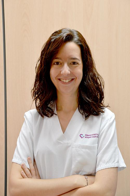 Estefanía Rodríguez, logopeda