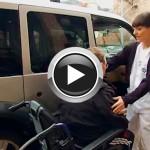 Vídeo. Trasferencias/Traslados. De la silla de ruedas al coche