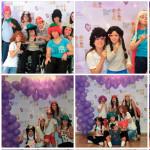 Un photocall en Valencia para celebrar el Día del Daño Cerebral