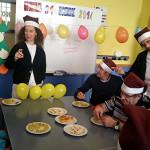 Recibiendo 2015 en el Centro Azoka de Daño Cerebral