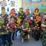 El Centro de Día Azoka de Arrasate pone fin a un carnaval muy sabroso