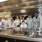 El Basque Culinary Center aporta valor añadido a nuestros talleres de cocina para personas con DCA