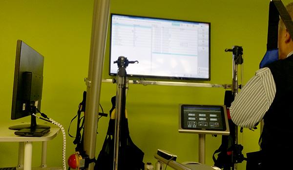 Nuevas tecnologías en la reeducación de la marcha: mayor intensidad en la rehabilitación