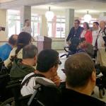 La Agrupación Deportiva Aita Menni repasa su primer año de andadura y presenta su próxima temporada