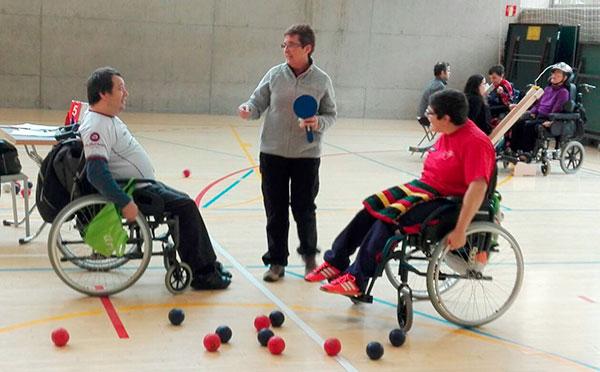 El Ayuntamiento de Bilbao apoya a la Agrupación Deportiva Aita Menni