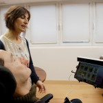 Con la ayuda de la tecnología más avanzada, Xabi gana la batalla de la comunicación